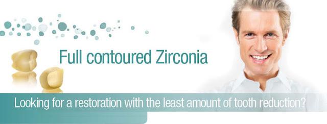 3m lava full contoured zirconia