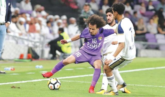 موعد مباراة العين والوحدة كأس السوبر الإماراتي والقنوات الناقلة