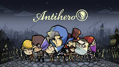 Antihero Apk + OBB (paid) Full Download