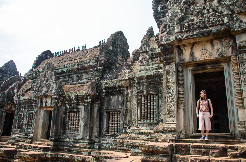 Siem reap smaller temples