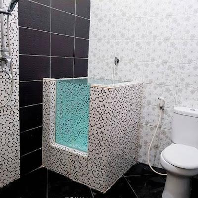 Kamar mandi sederhana dan murah
