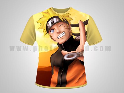 100+ Gambar Baju Desain Naruto Terbaik
