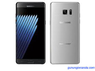 Cara Flashing Samsung Galaxy Note 7 SM-N930FD