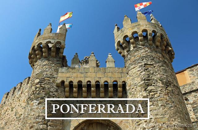 Ponferrada y su misterioso Castillo Templario