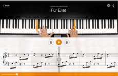 Flowkey: permite aprender a tocar el piano online con tus canciones favoritas