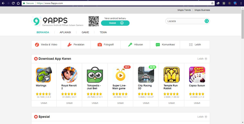 5 Situs Alternatif Playstore Untuk Android