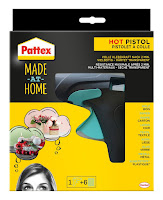 Heissklebepistole Test Pattex Made at Home