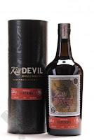 Kill Devil – Guyana – Column Still – Diamond – 15 ans – 57,1 %
