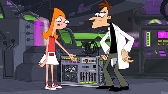 Kisah Nyata Disebalik Phineas and Ferb Yang Menyedihkan