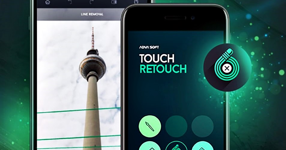 Touch Retouch Apk With License