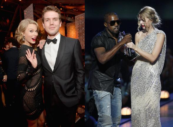 kanye west and taylor swift feud