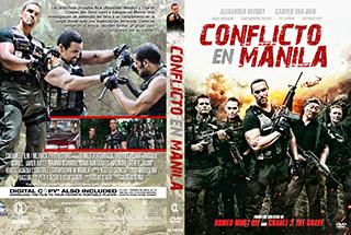 Showdown in Manila - Conflicto en Manila