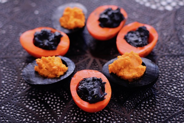 Halloween Deviled Eggs Diary Of A Mad Hausfrau