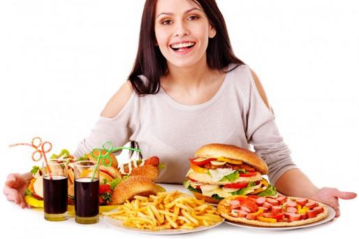 Makan Makanan Cepat Saji Picu Depresi,Tinggi Lemak, Kenyang Tanpa Gizi