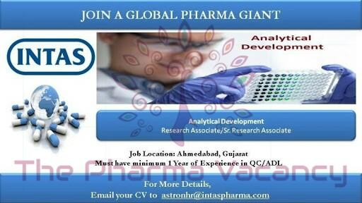 Pharma Jobs in India