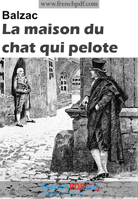 La maison du chat qui pelote en pdf d'Honoré de Balzac