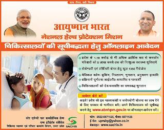 AB-NHPM Hospital Empanelment 2018 Ayushman Bharat Scheme To BPL Family