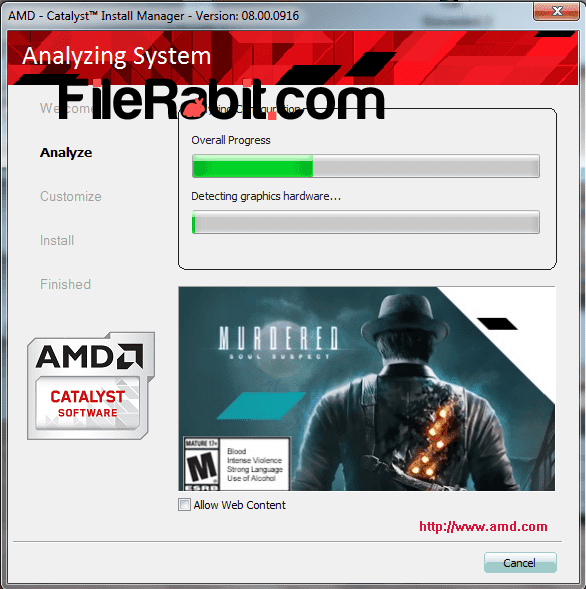 AMD Catalyst Drivers Screenshot 3