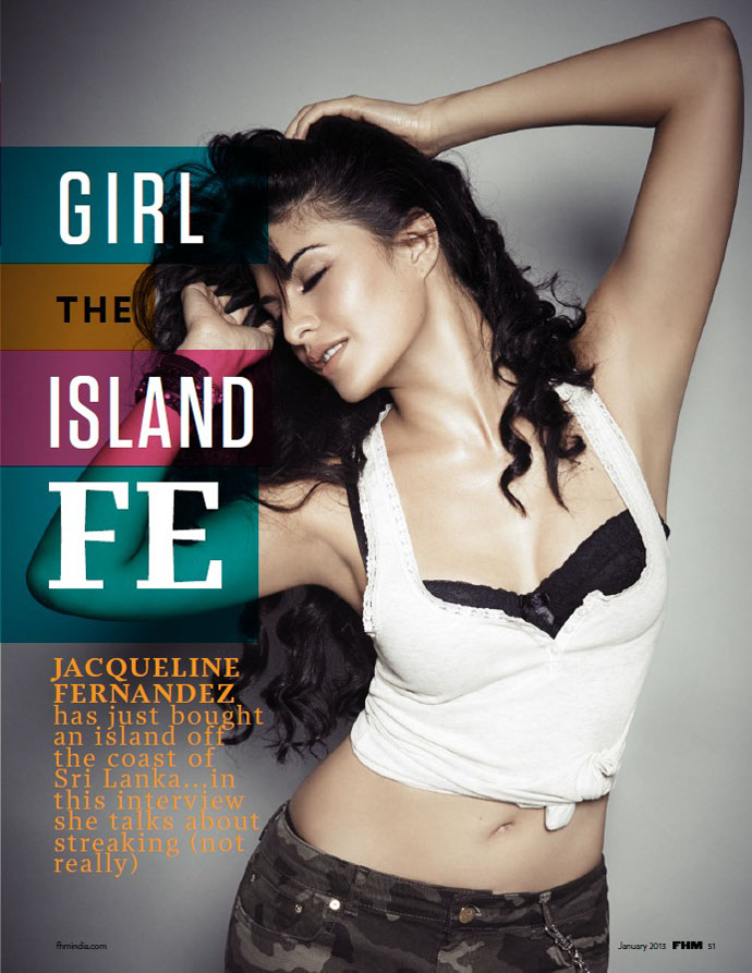 Jacqueline fernandez latest magazine photo shoot