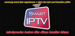Samsung Smart iptv Uygulaması Siptv ile Bilgisayardan Kanal listesi Yükleme
