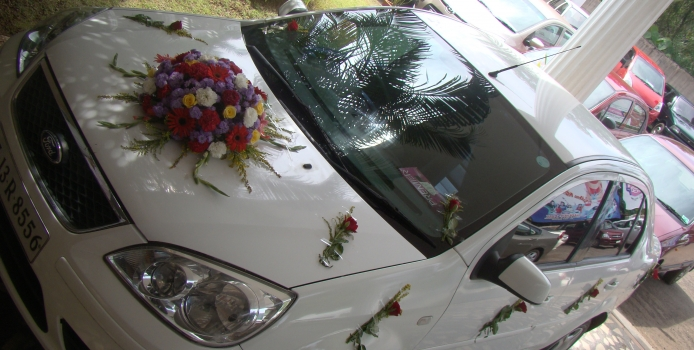 Wedding Car Design 02