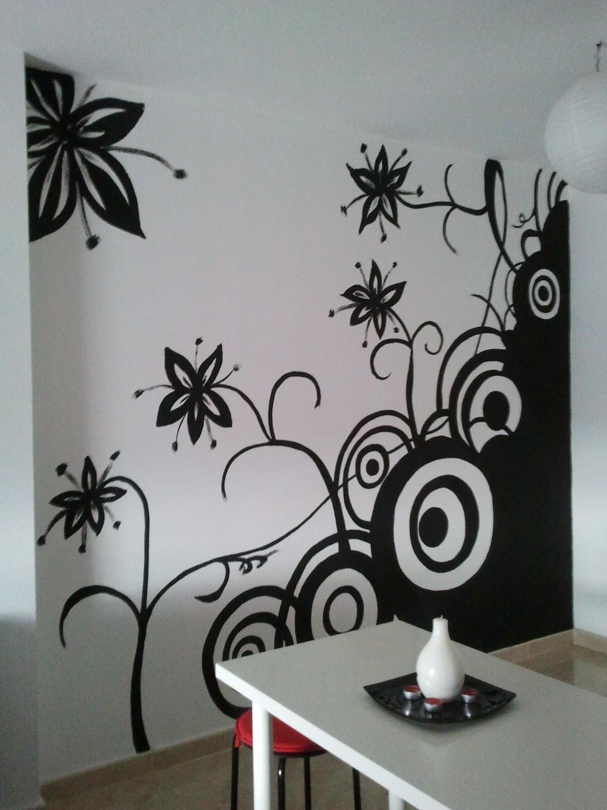 Pinturas Decorativas En Paredes - Pinturas-en-paredes