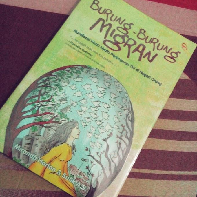 [BOOK REVIEW] Burung-Burung Migran by Miranda Harlan