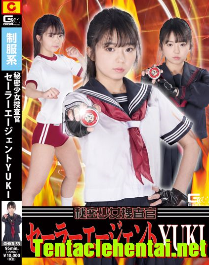 Javhd-GHKR-53 Secret Investigator Sailor Agent YUKI HQ