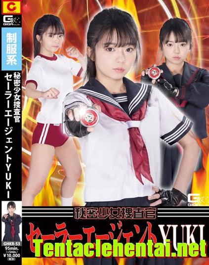Javhd-GHKR-53 Secret Investigator Sailor Agent YUKI HQ