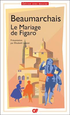 Le Mariage de Figaro / Beaumarchais