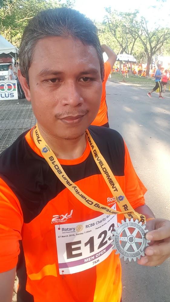 Medal kedua 2016