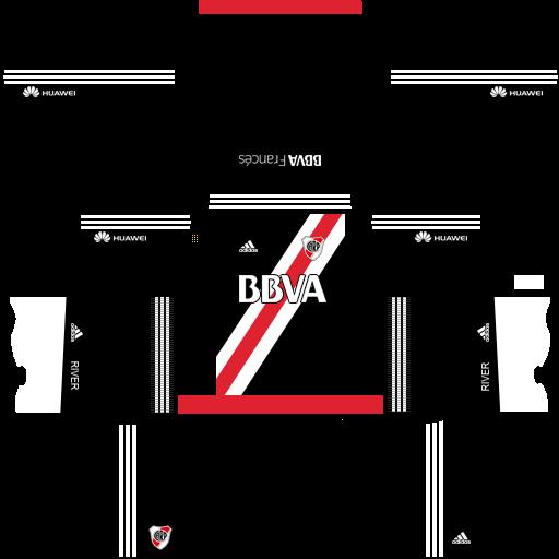 7858bd194cd Kits/Uniformes para FTS 15 y Dream League Soccer: Kits/Uniformes ...