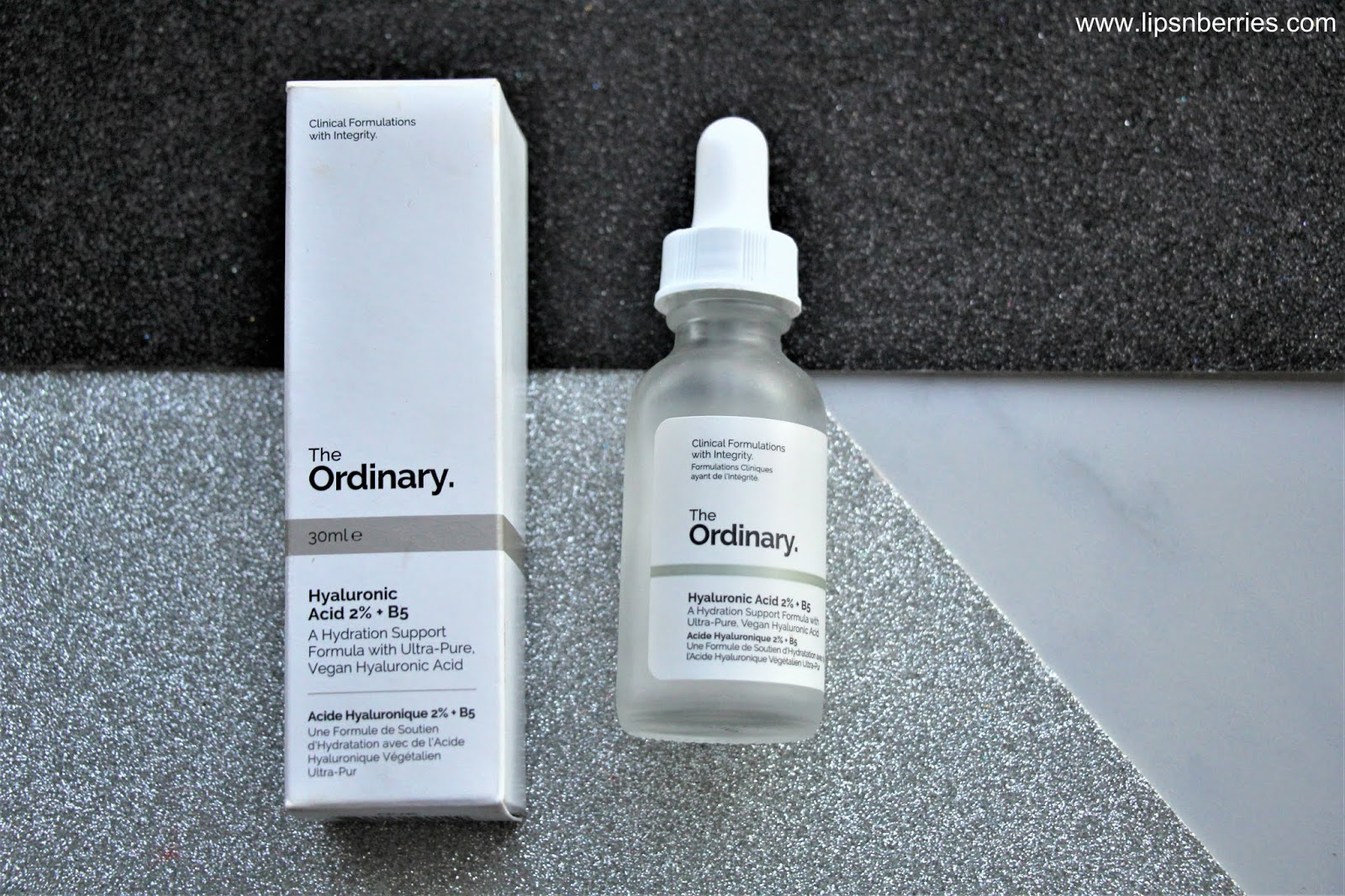The ordinary hyaluronic acid 2 + b5 review