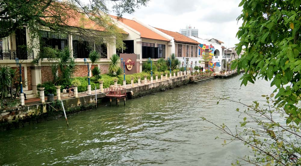 Walking Around Malacca For A Day