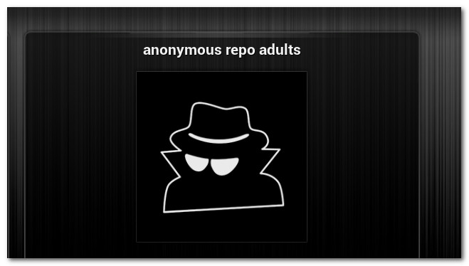 anonymous repo adults