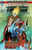 Os Novos 52! Trindade do Pecado: O Vingador Fantasma #12
