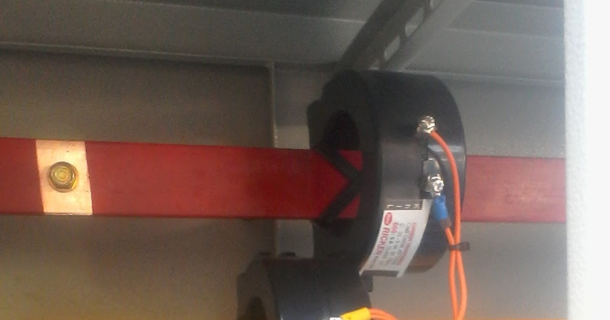 Current Transformer Installation For Three Phase Power