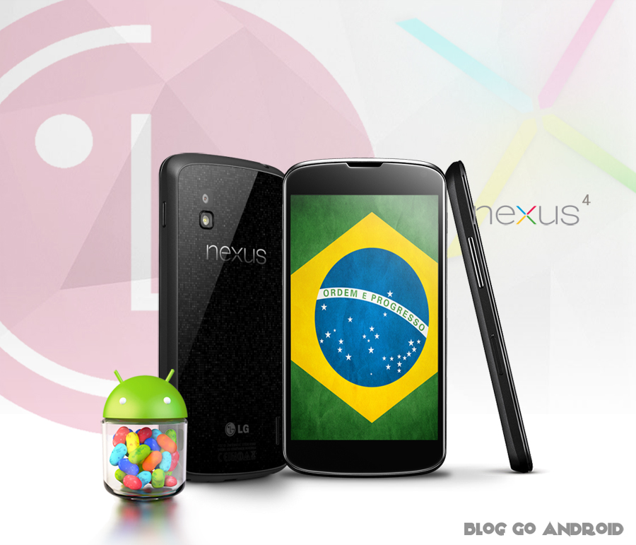 Nexus 7 Is Coming to Brazil