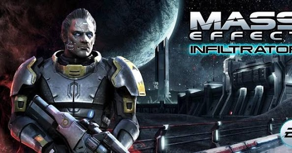 MASS EFFECT INFILTRATOR V1 0 39 Apk + Mod (unlocked) for android