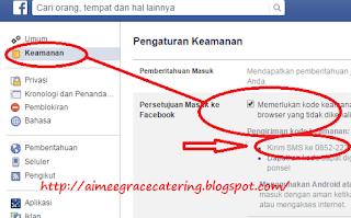 Inilah Cara Menghindari Facebook di Hack