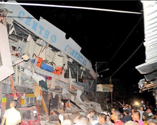 terremoto en manta ecuador