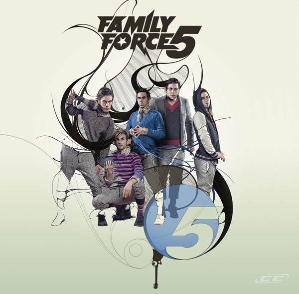 Family Force 5 - III.V 2012 Biography and history