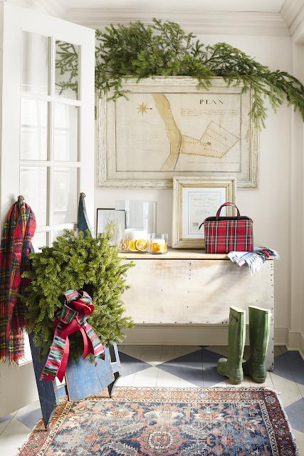 Новогодний декор. Рождественский дом в Ньютауне