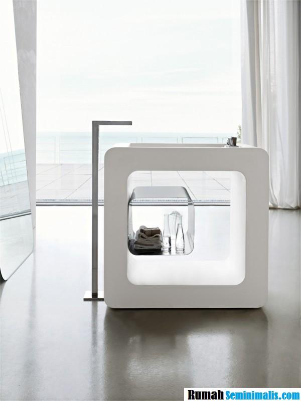 Desain Gambar Model Wastafel Minimalis Modern
