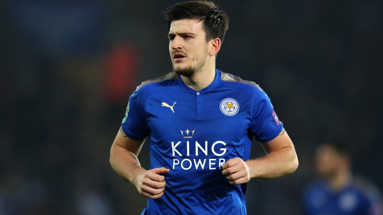 Manchester United Siap Boyong Bek Leicester Harry Maguire