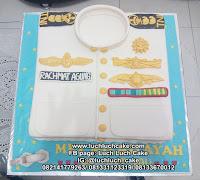 Kue Tart 3d Baju Tentara Angkatan Laut