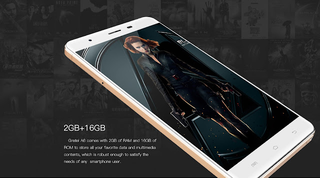 Gretel A6 Smartphone Specs And Price | tecpharmacy