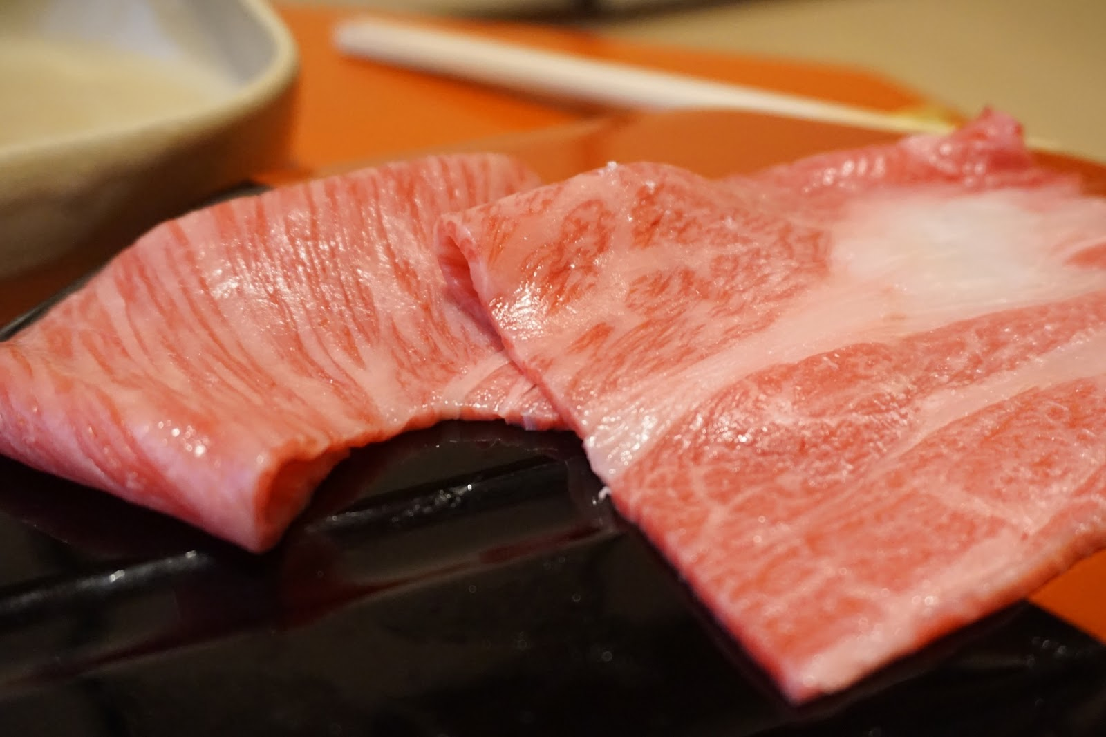 The Ultimate in Japanese Steak: Out of Bounds Food!