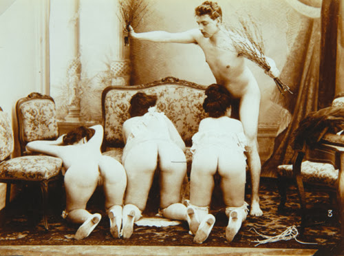 Naughty, naughty: The steamy underside of Victorian society