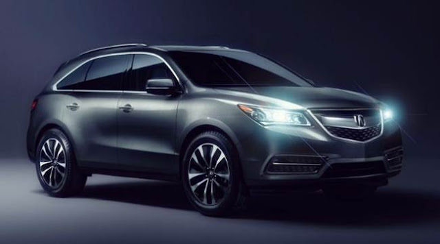 Acura MDX 2018 Redesign, Release Date, Price
